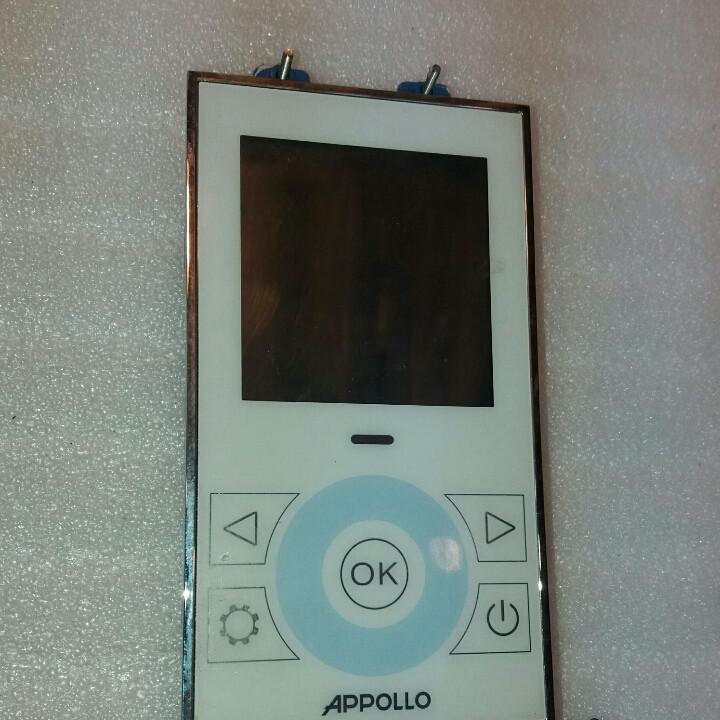 Пульт управления для парового бокса Appollo A-0734