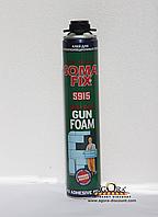 SOMA FIX Пена монтажная, проф пена-клей, 750 мл (для теплоиз.плит), лето