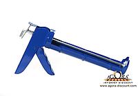 Пистолет для герметиков Бригадир Standart 78-023 225 мм полузакрытый
