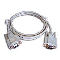 Кабель интерфейсный RS-232 DB9F/DB9M