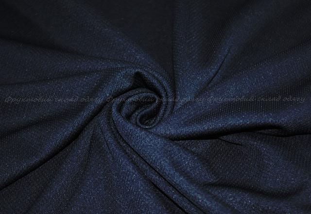Мужская спортивная футболка Глубоко тёмно-синяя