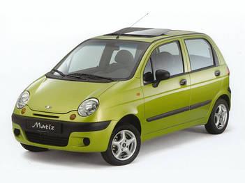 Автомобильные стекла для DAEWOO MATIZ