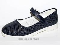 Детские лаковые туфли 30, 33р