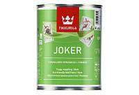 """""""Джокер"""" Joker Краска матовая акрилатная  для внутренних работ 0,9л"""