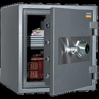Открытие кодового дискового замка типа  La Gard
