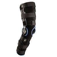Послеоперационный шарнирный коленный ортез Ligaflex® Post-op, закрытая модель.