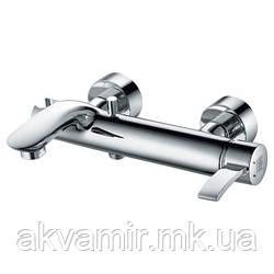 Смеситель для ванны Latres Alaska ванна короткая с держателем в корпусе
