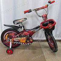 Детский велосипед Mustang Pilot Тачки 14 дюймов