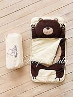 Слипик детский Sleep Baby 120x60 Мишка. Бесплатная доставка!