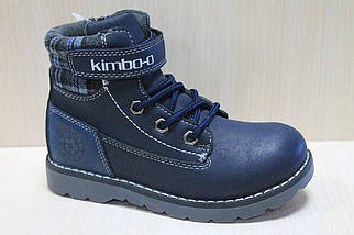 Ботинки демисезонные  для мальчика тм Kimbo-o р. 34, фото 3