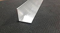 Уголок равнополочный алюминиевый ПАС-0141 40х40х3 / AS
