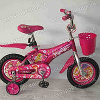 Детский велосипед Mustang Pilot Принцесса 14 дюймов