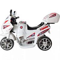 Детский электромотоцикл трицикл BAMBI SUBAKI с звуковыми сигналами