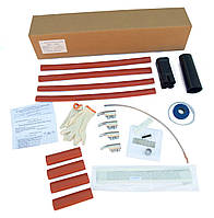 Муфта кабельная КНтп 1 кВ концевая наружная термоусаживаемая, аналог  RAYCHEM