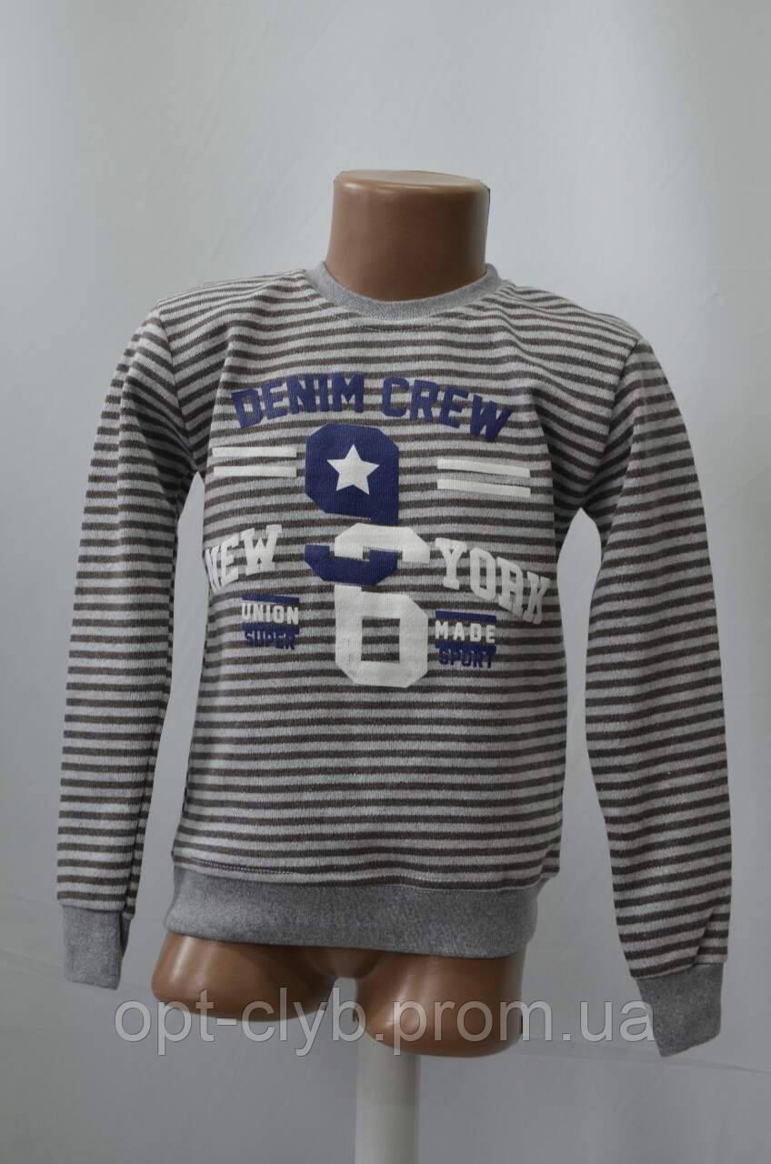 """Батник реглан """"Denim"""" для мальчиков 2-6 лет  - Магазин одежды """"ОПТклуб"""" в Хмельницком"""