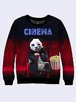 Женский свитшот Панда в кино