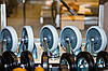 Колеса и ролики промышленные, аппаратные