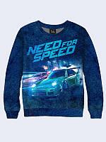 Женский свитшот Need for Speed