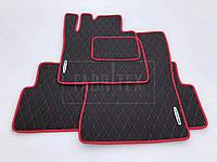 Автомобильные коврики из эко кожи, фото 1