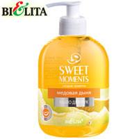 Bielita - Sweet Moments Жидкое мыло для рук Медовая дыня 500ml