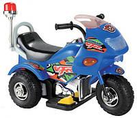 Детский электромотоцикл трицикл TILLY с звуковыми сигналами