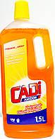 Средство для уборки в доме Cadi Amidon lemon ( желтый ) 1.5 L