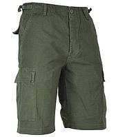 Шорты-бермуды мужские RipStop MilTec Olive 11402001