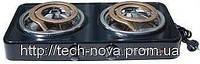 Плитка электрическая настольная Элна 020Н  (2 конфорки)