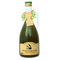 LEVANTE Olio extra vergine selezione speciale - Оливковое масло первого отжима нефильтрованое, 1л