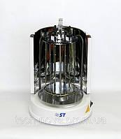 Электрошашлычница ViLgrand V1406G 3 в 1 (2,5 кг, 1400 Вт)
