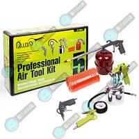 Набор пневмоинструмента Alloid 5 предметов НП-2000А5