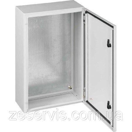 Шкаф навесной однодверный NSYCRN64250P c монтажной платой