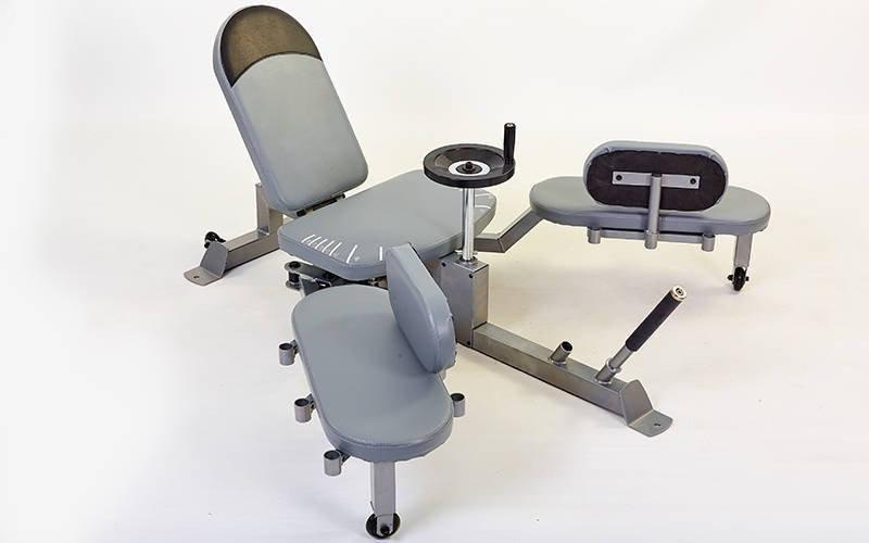 Тренажер для растяжки ног LEG STRETCHER AX3001. Распродажа!