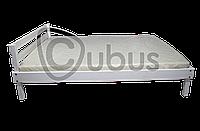 Кровать двуспальная ЭКО люкс 140/190 (аляска)