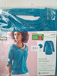 Блуза з рукавами 3/4 Tchibo Німеччина S 42/44(uk)