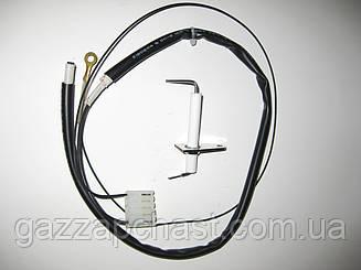 Электрод розжига / ионизации с кабелем (разъемный) Solly Standart (4500300017)