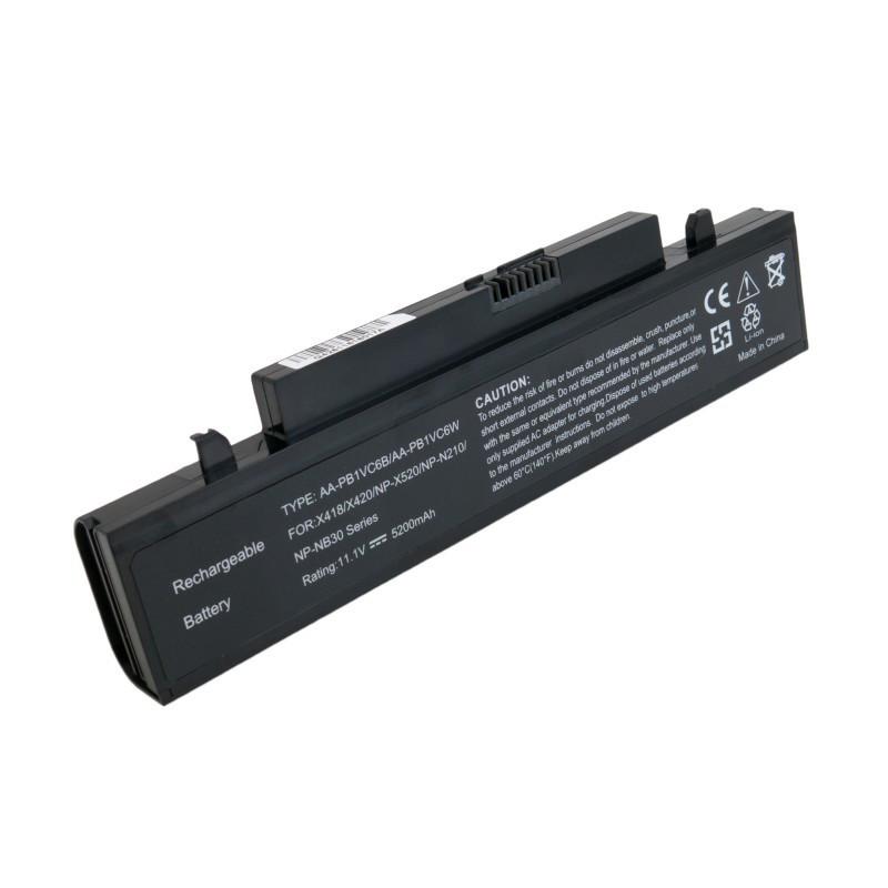 Аккумулятор для ноутбука Samsung NP-X420 (AA-PB1VC6B), Extradigital, 5