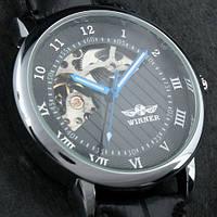 Часы мужские механические WINNER BLACK