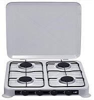 Газовая плита настольная ST 63-010-04 (4 конфорки, белая)