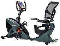 Горизонтальный велотренажер для дома и спортзала с доставкой Hop-Sport HS-070L Helix