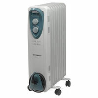 Масляный обогреватель радиатор First 5583-5 (2400 Вт, 11 секций)