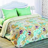 Постельное белье Солодкий сон, полуторное, дизайн Подсолнухи