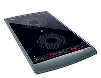 Плита индукционная настольная 2-х конфорочная SENCOR SCP 5404GY