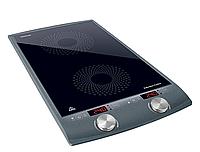 Плита индукционная настольная 2-х конфорочная Домино SENCOR SCP 4202GY