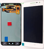 Дисплейный модуль c сенсорным экраном (GH97-16747A) для смартфона Samsung Galaxy A3