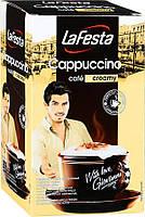 La Festa Cappuccino Creamy  (капучино сливки) 10шт×12,5г