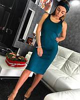 Женское модное платье+ чамла (расцветки)