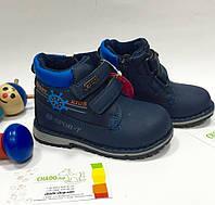 Детские демисезонные ботиночки на мальчика