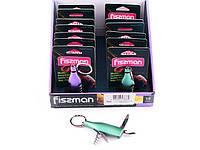 Многофункциональный нож-брелок Fissman (PR-7637.WT)