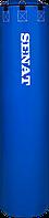 """Мешок боксерский """"SUPER"""" 150х34, ПВХ, синий, 8 подвесов, 1093-bl"""